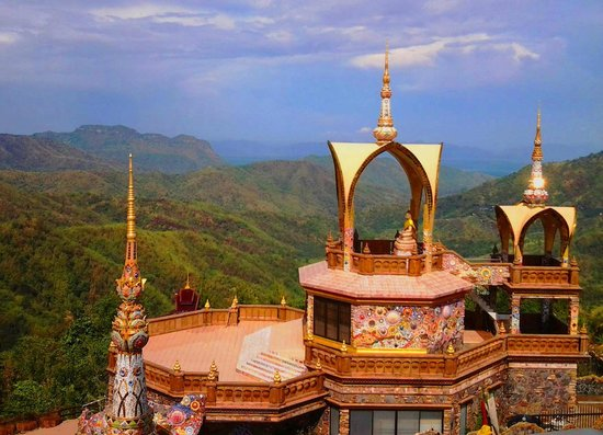 เขาค้อ, ไทย: Wat Pha Sorn Kaew view