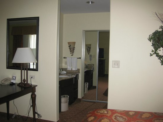 Homewood Suites by Hilton McAllen: Bathroom