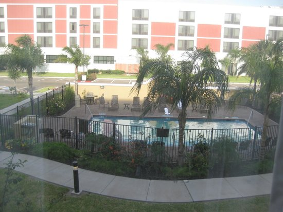 Homewood Suites by Hilton McAllen: View from room