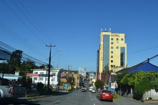 Hotel Gran Pacífico: EL HOTEL