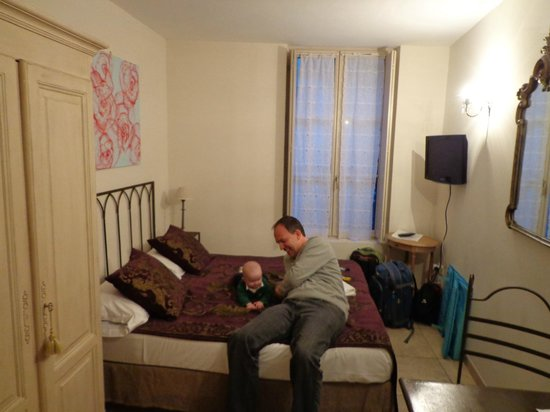 Autour du Petit Paradis: Beautiful room