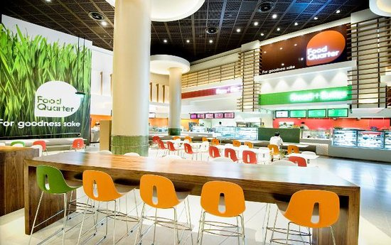Star casino sydney food court
