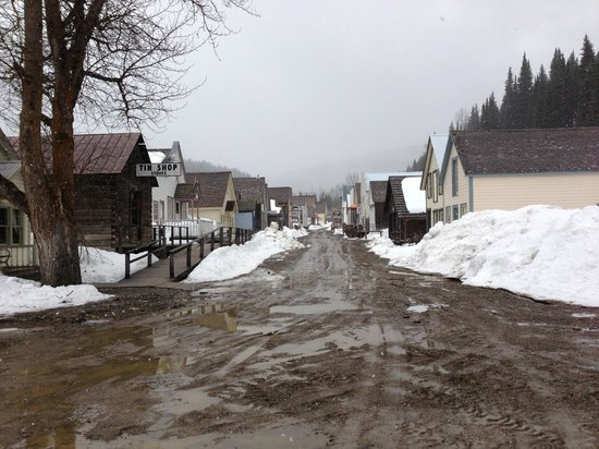 Incredible Snowy Ghost Town Picture Of Barkerville Historic Town Interior Design Ideas Skatsoteloinfo