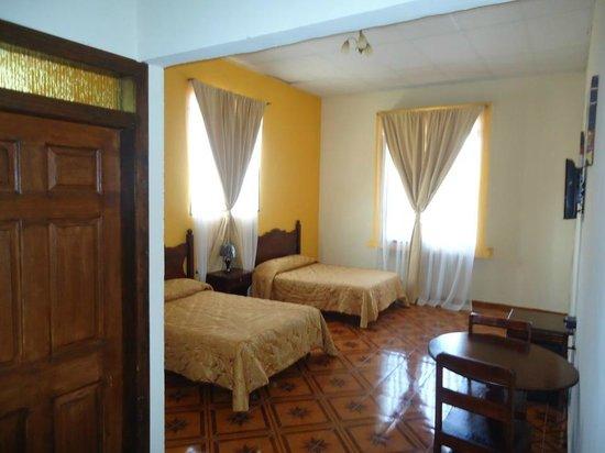 Hotel Antigua Comayagua: Foto Habitacion