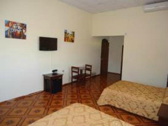 Hotel Antigua Comayagua: Habitacion Doble