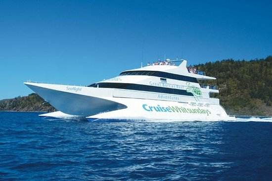 Cruise Whitsundays