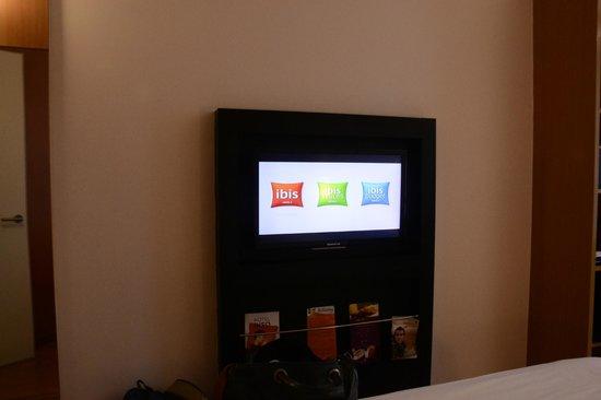 Hotel ibis Bandung Trans Studio : TV