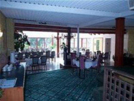 Artesian Spa Motel Restaurant Menu