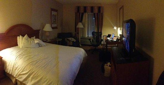 Hilton Garden Inn Albuquerque Airport: Room 227