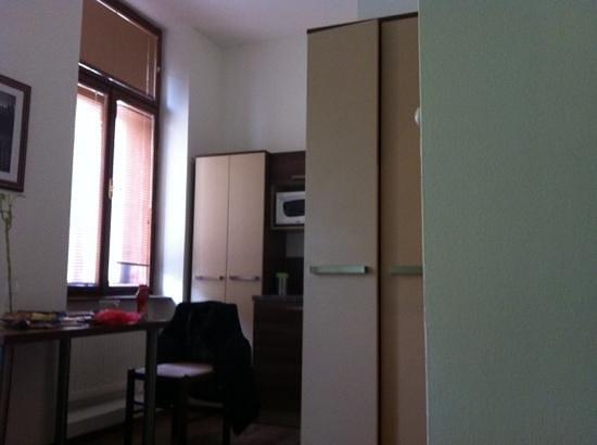 Penzion Dvorakova: twin room