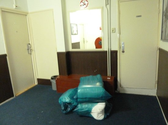Marnix Hotel: The corridor