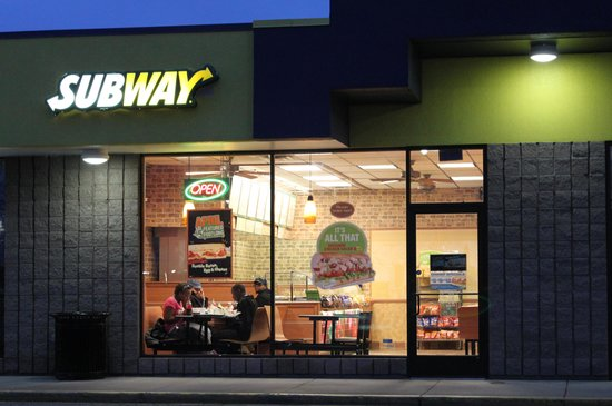 20 Subway Snacks