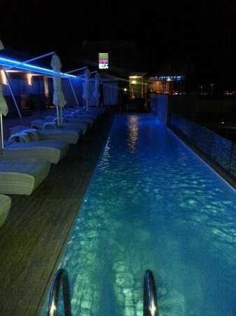 Hilton Windhoek: Pool on 9th Floor