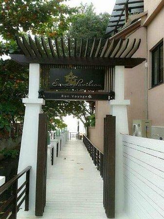 Samed Pavilion Resort: Entrance