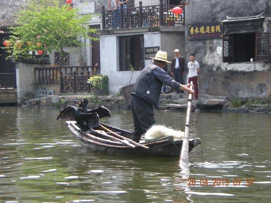 Xitang Ancient Town: center of city
