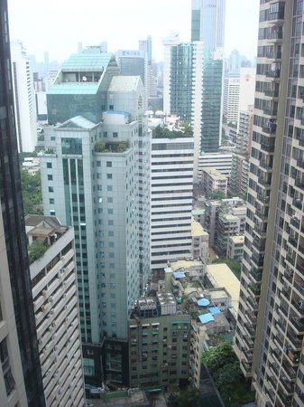 Guangzhou Central Plaza International Apartment: view