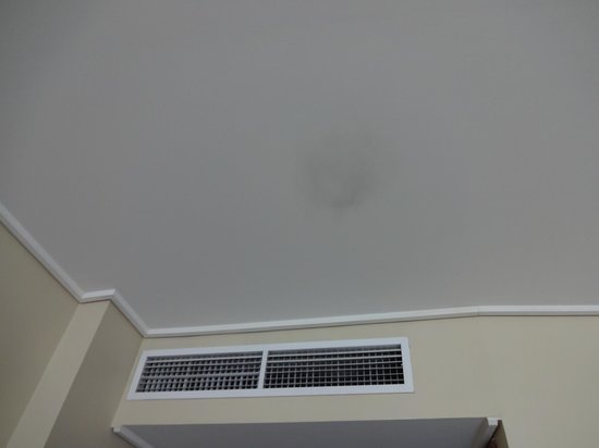 Rydges Capital Hill Canberra: Possible water leak?