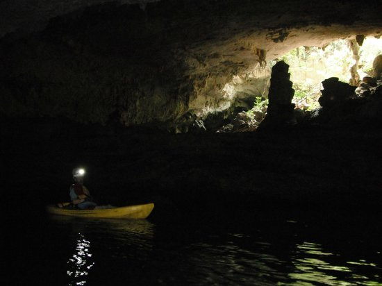 Maya Guide Adventures: Cave Kayak - the best one day in Belize