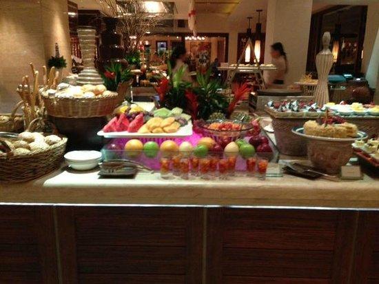 Restaurant Escolta : Dessert Table