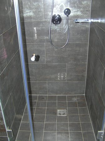 Pakat Suites Hotel: shower