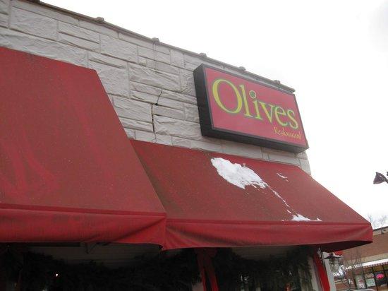 Foto de Olives Restaurant