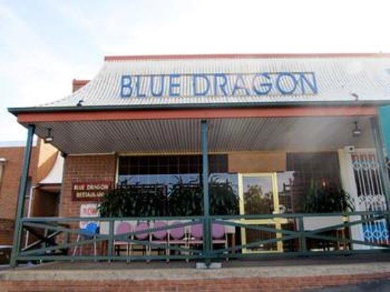 Blue Dragon Sydney Restaurant