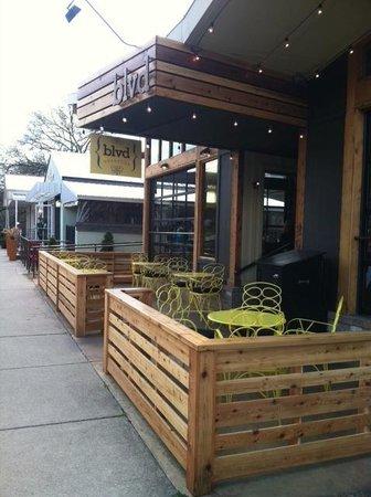 Belmonts Cafe