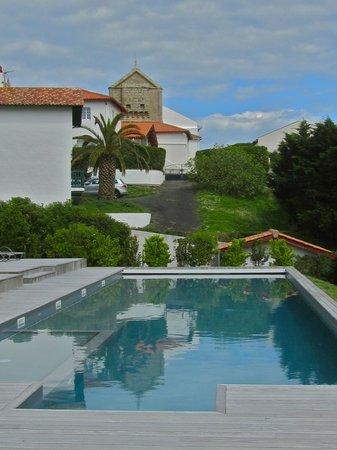 Hotel Itsas Mendia: La piscine
