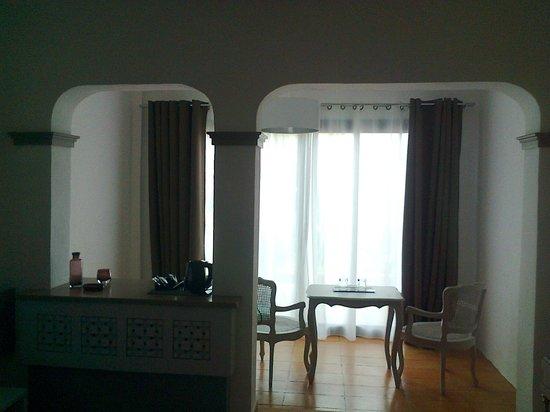 Hotel Le Roi Theodore - Relais du Silence : notre chambre