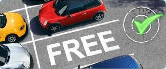 Netherby  House: Free Parking
