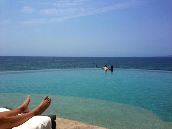 Garza Blanca Preserve Resort Spa Lower Next To Beach Infinity Pool