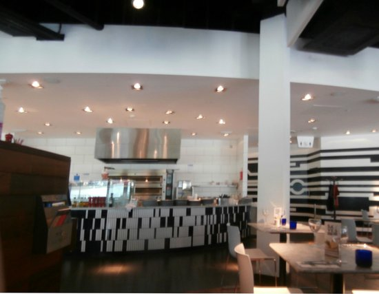 Pizza Express: Space and style