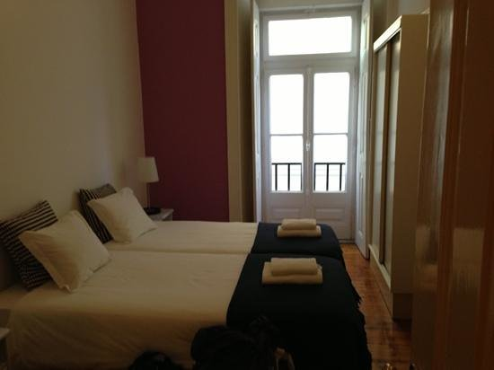 Salitre Hostel: double room