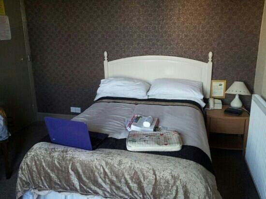 Eryl Mor Hotel : very comfy and i asked for a single room!!!