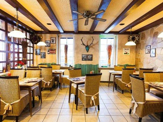 Carathotel Rheingau: Restaurant HAZIENDA