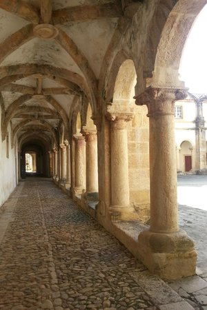 Cooking and Nature - Emotional Hotel: Convent of Christ in Tomar - UNESCO World Heritage
