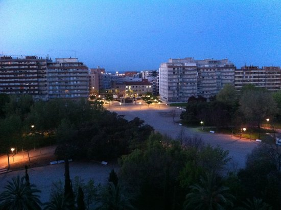 AC Hotel Tarragona : View from room on 6th floor
