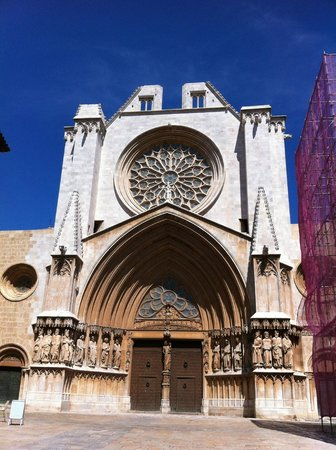 AC Hotel Tarragona: Cathedral Tarragona