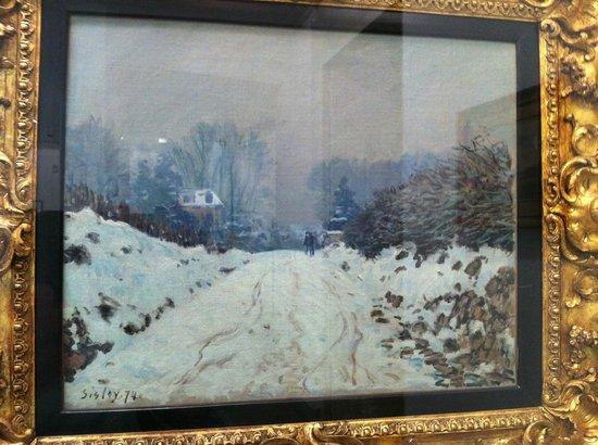 Avignon Musée Angladon : Sisley