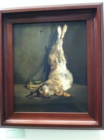 Avignon Musee Angladon : Manet