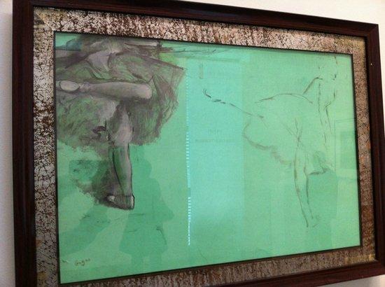 Avignon Musee Angladon : Degas