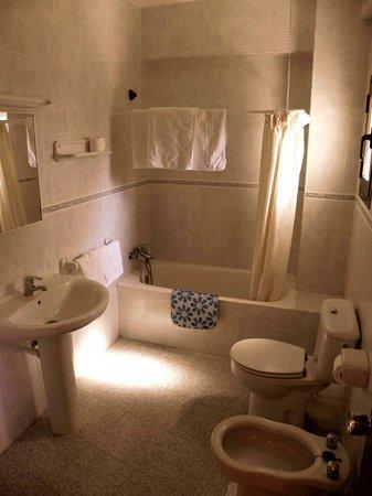 Residencia Horizonte: Baño habitación