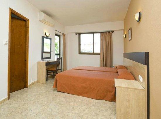 Residencia Horizonte: Habitación doble