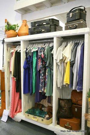 Wabi Sabi Shop & Gallery: Zona de moda y diseñadores en Wabi Sabi Shop&Gallery