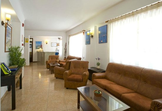 Residencia Horizonte : Recepción