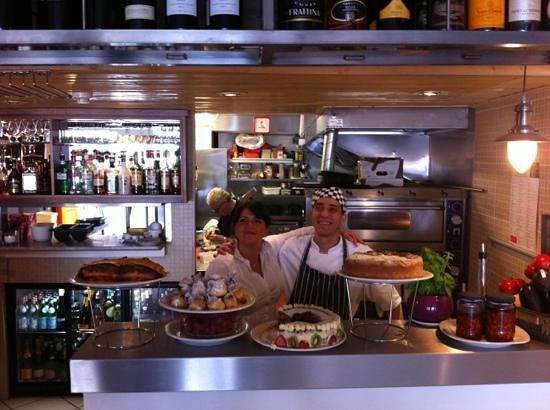 Scalini Ristorante e Pizzeria: Add a caption