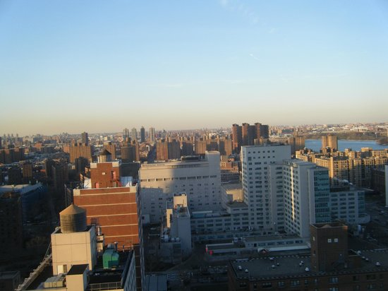 The Marmara Manhattan: Fromour 30th floor apartment looking north