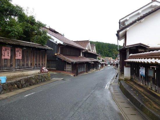 Fukiya Furusato Village: 吹屋ふるさと村