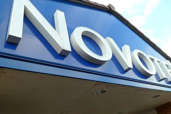 Novotel Milton Keynes: Hotel