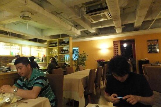 Isola del Nord Italy Restaurant: restaurant